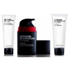 For Men - Powerage cleanser and scrub offer