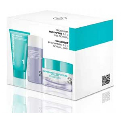 Purexpert normal/combination skincare set
