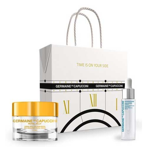 Royal Jelly comfort cream for normal skin gift set